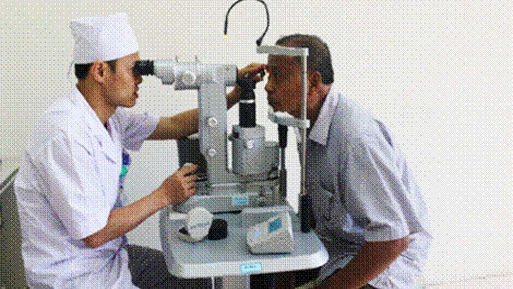 Bệnh viện Đa khoa tỉnh: Hội thảo khoa học chuyên đề về nhãn khoa