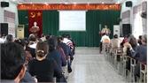 Hơn 300 phó thôn, tổ phó tổ dân phố được tập huấn về kỹ năng giải quyết công việc ở cơ sở