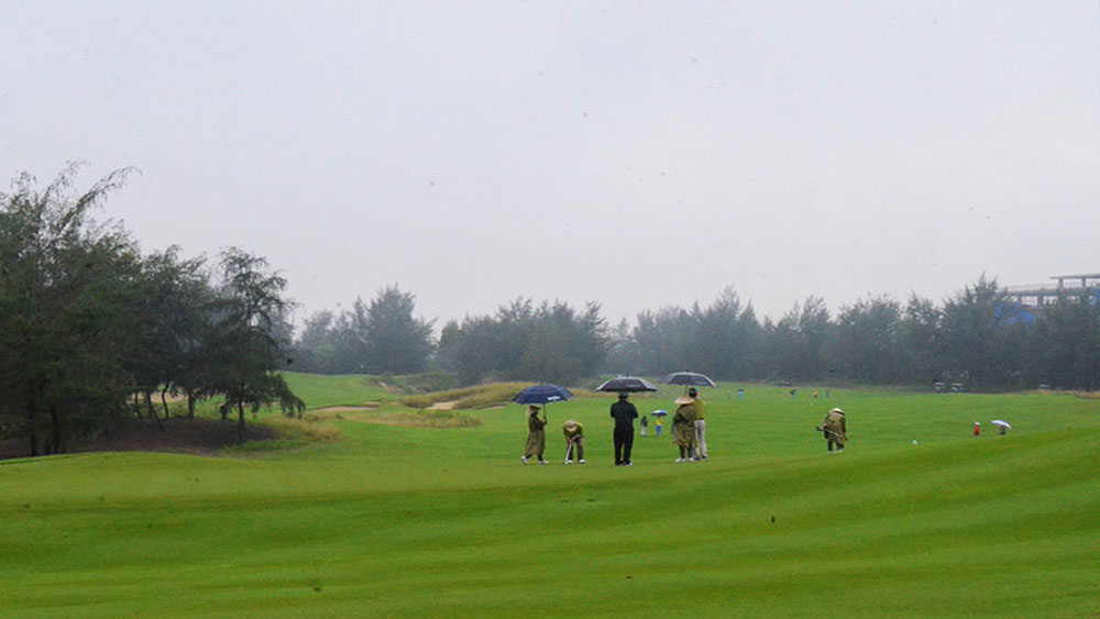 120 CEOs attend friendly golf tournament in Hoi An