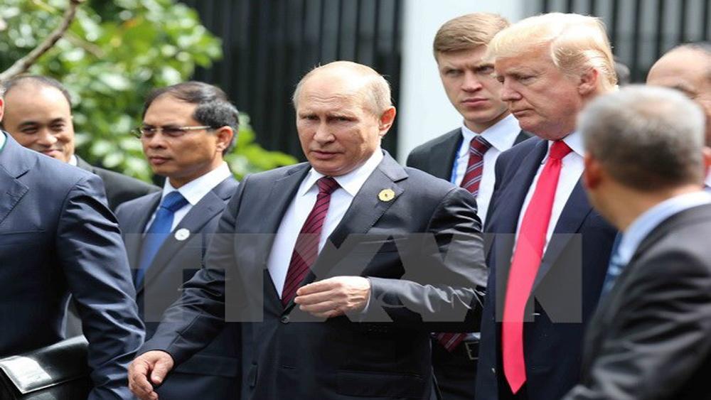 Nga, Mỹ nhất trí không có giải pháp quân sự cho xung đột ở Syria