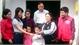 Tặng quà 22 gia đình đặc biệt khó khăn