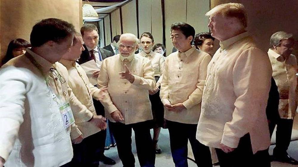 4 cường quốc thảo luận an ninh khu vực Ấn Độ-Thái Bình Dương