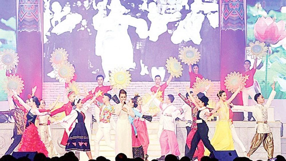 Ho Chi Minh City – Gyeongju world cultural festival opens