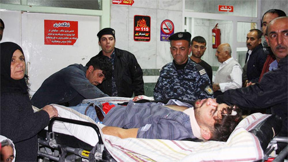 Động đất ở biên giới Iran-Iraq: Số người thiệt mạng tăng cao