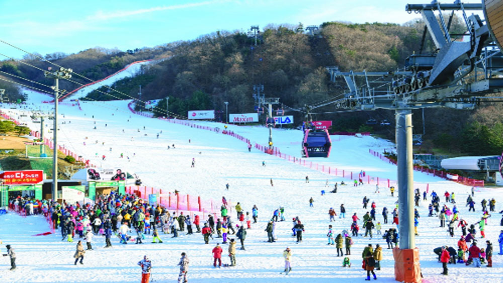 Trải nghiệm mùa đông ở Hàn Quốc