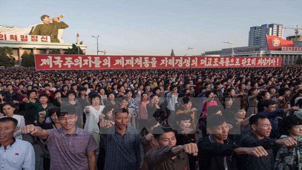 Triều Tiên kêu gọi tăng sản lượng nông ngư nghiệp, ứng phó trừng phạt