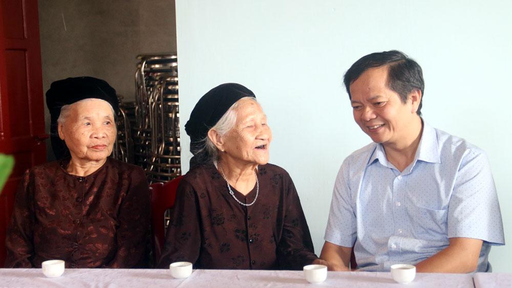 Bắc Giang, lãnh đạo, Ủy ban MTTQ tỉnh,  Bắc Giang, Ngày hội,  Đại đoàn kết toàn dân tộc,  thôn Trại Giữa
