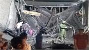 Sập trần nhà ở Bắc Giang, hai người thương vong