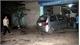 Bắc Giang: Lái xe ô tô gây va chạm bỏ chạy, lao tiếp vào nhà dân