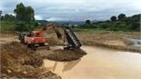 Bắc Giang: Sẽ xử lý nghiêm việc khai thác cát, sỏi trái phép ở suối Còong