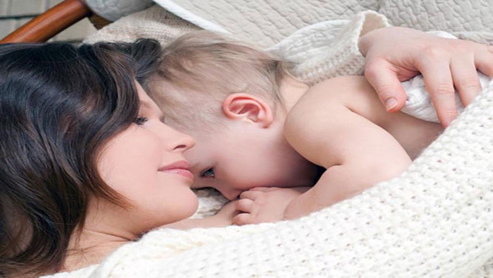 Lợi ích của việc cho con bú mẹ hoàn toàn trong 6 tháng