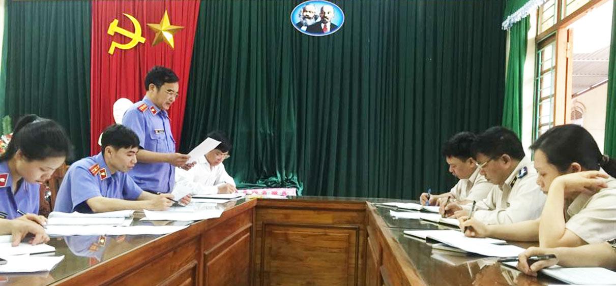 Lạng Giang tăng cường công tác tiếp dân và giải quyết khiếu nại, tố cáo về THA dân sự