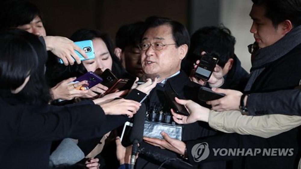 Hàn Quốc: Cựu lãnh đạo cơ quan tình báo bị tạm giữ khẩn cấp