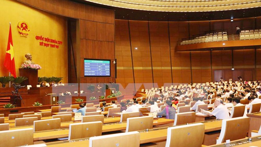 Quốc hội thông qua Nghị quyết về phân bổ ngân sách trung ương 2018