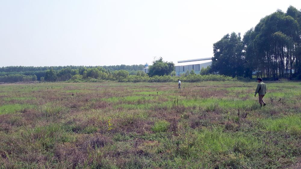 Thị trấn Neo (Yên Dũng): Bồi thường thu hồi đất chưa đúng luật