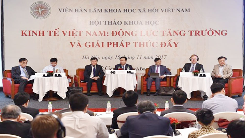 Seminar looks into driving forces of Vietnamese economy