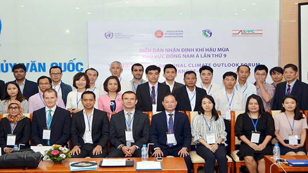 Hanoi hosts ASEAN climate outlook forum