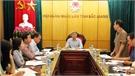 Ban Pháp chế (HĐND tỉnh Bắc Giang): Thẩm tra các báo cáo trình kỳ họp thứ 4, HĐND tỉnh khóa XVIII