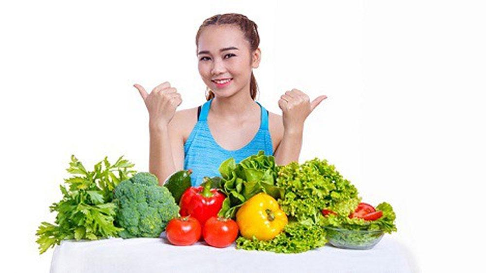 Chế độ ăn giúp trẻ lâu