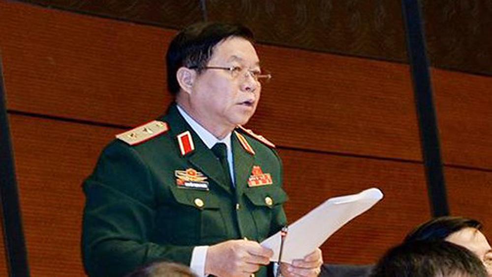 Bộ Quốc phòng sẽ xem xét kỷ luật đối với Thiếu tướng Hoàng Công Hàm