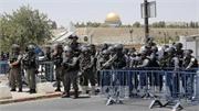 An ninh Israel bắn hạ một người Palestine cầm dao tấn công