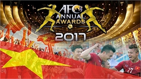 VFF nhận hai đề cử giải thưởng của bóng đá châu Á