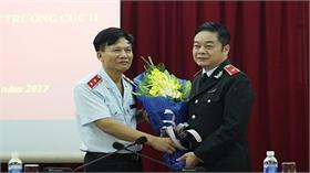Nhân sự mới Thanh tra Chính phủ, Tòa án nhân dân Tối cao, Bộ Tài chính
