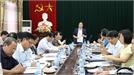 Kiểm tra về công tác dân vận tại Đảng bộ TP Bắc Giang