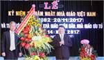 Kỷ niệm 35 năm Ngày Nhà giáo Việt Nam 20-11 và trao tặng danh hiệu Nhà giáo Nhân dân, Nhà giáo Ưu tú