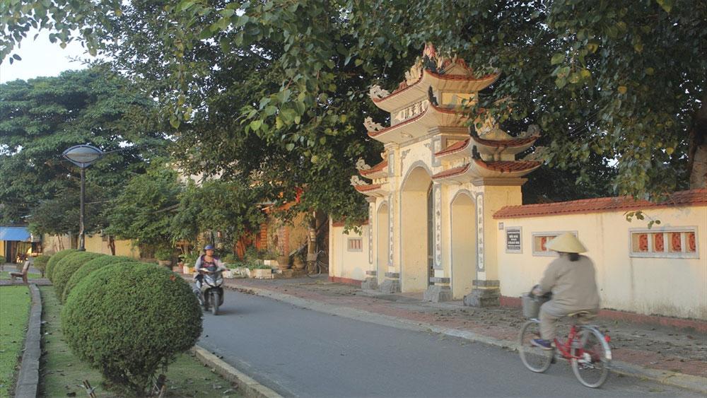 Hải Phòng: Độc đáo ngôi miếu cổ nghìn năm bên hồ An Biên