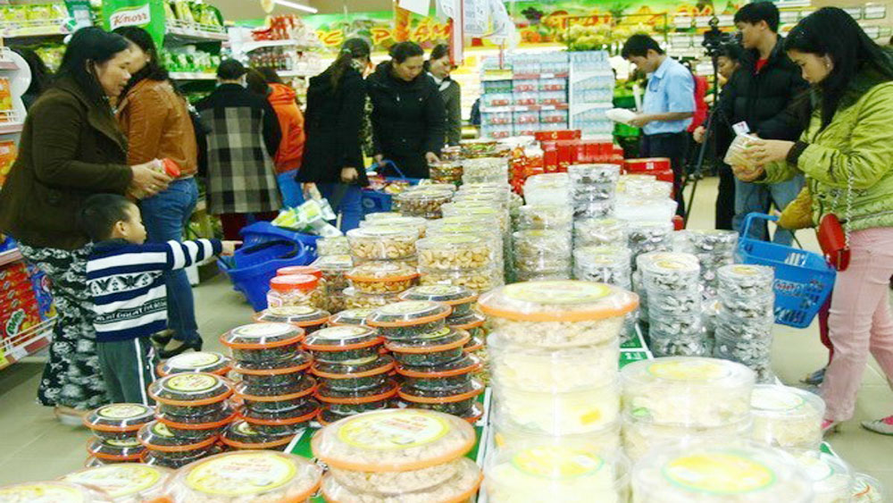 Hanoi prepares goods worth 1.14 billion USD for Tet