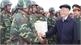 Tổng Bí thư Nguyễn Phú Trọng thăm, kiểm tra công tác huấn luyện tổng hợp, sẵn sàng chiến đấu năm 2017