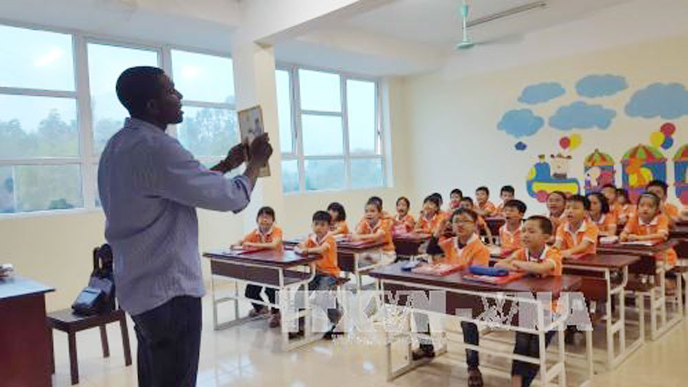 Vietnam ranks 34 in global English proficiency index