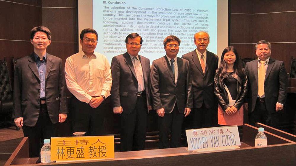 Tiến sĩ Nguyễn Văn Cương, Viện trưởng Viện Khoa học pháp lý (Bộ Tư pháp): Luôn nuôi dưỡng ước mơ trong nghiên cứu khoa học