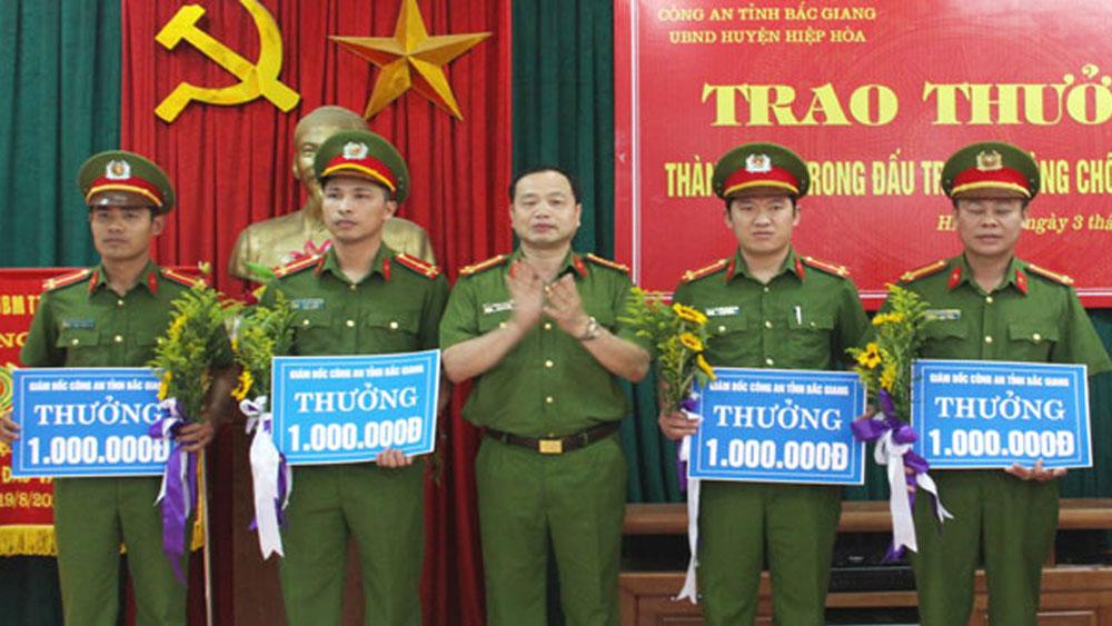 Đại tá Dương Ngọc Sáu, Phó Giám đốc Công an tỉnh: Không để phát sinh điểm nóng về ma túy