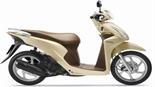 Honda Vision là mẫu xe máy bán chạy nhất Việt Nam 2017