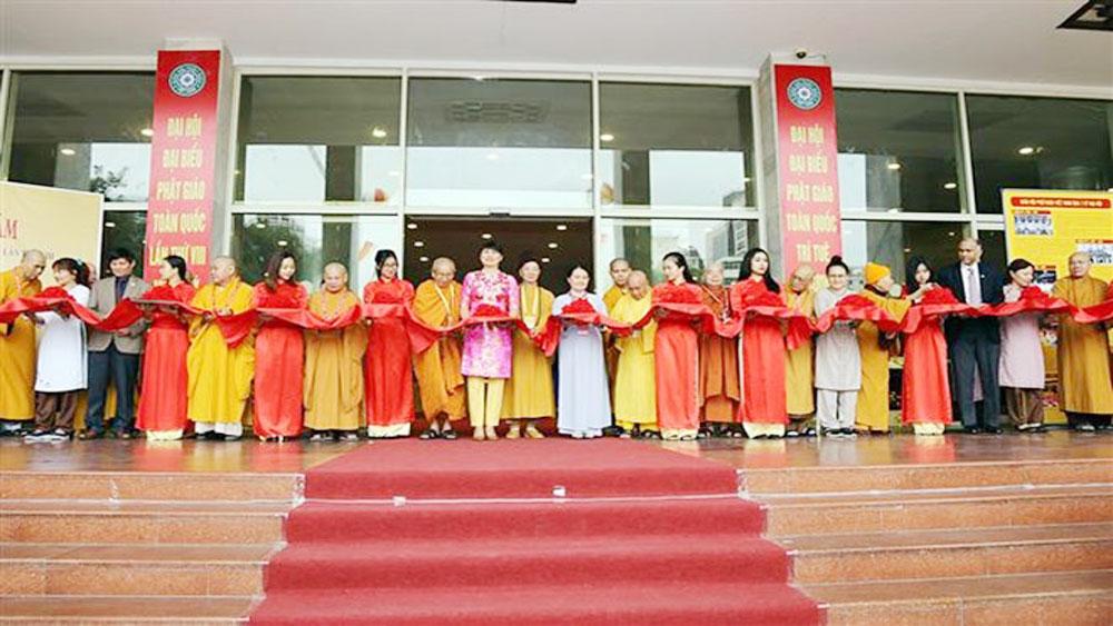 Photo exhibition highlights Buddhist achievements
