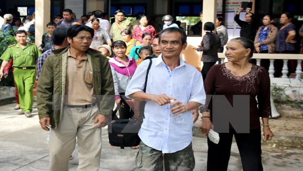 Kiểm điểm trách nhiệm đảng viên trong vụ án oan Huỳnh Văn Nén