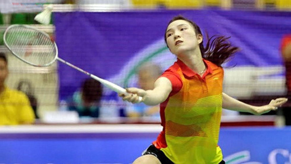 Bac Giang badminton players earn big success at international tourneys