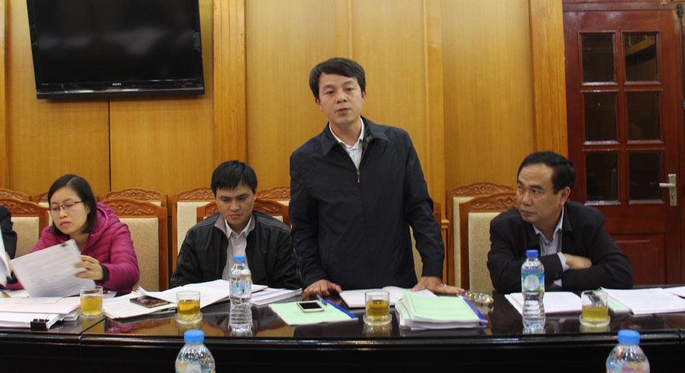 ban của HĐND tỉnh,  Thẩm tra, một số dự thảo , nghị quyết,  trình kỳ họp thứ 4, HĐND tỉnh