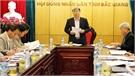 Các ban của HĐND tỉnh: Thẩm tra một số dự thảo nghị quyết trình kỳ họp thứ 4, HĐND tỉnh