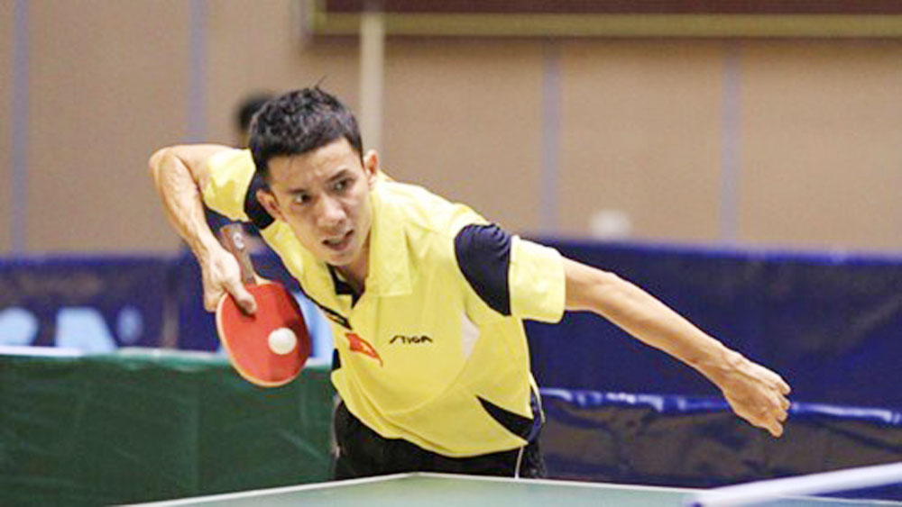 Athletes to compete at Hanoi Open table tennis