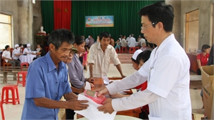 Charity activities expanded in Bac Giang province