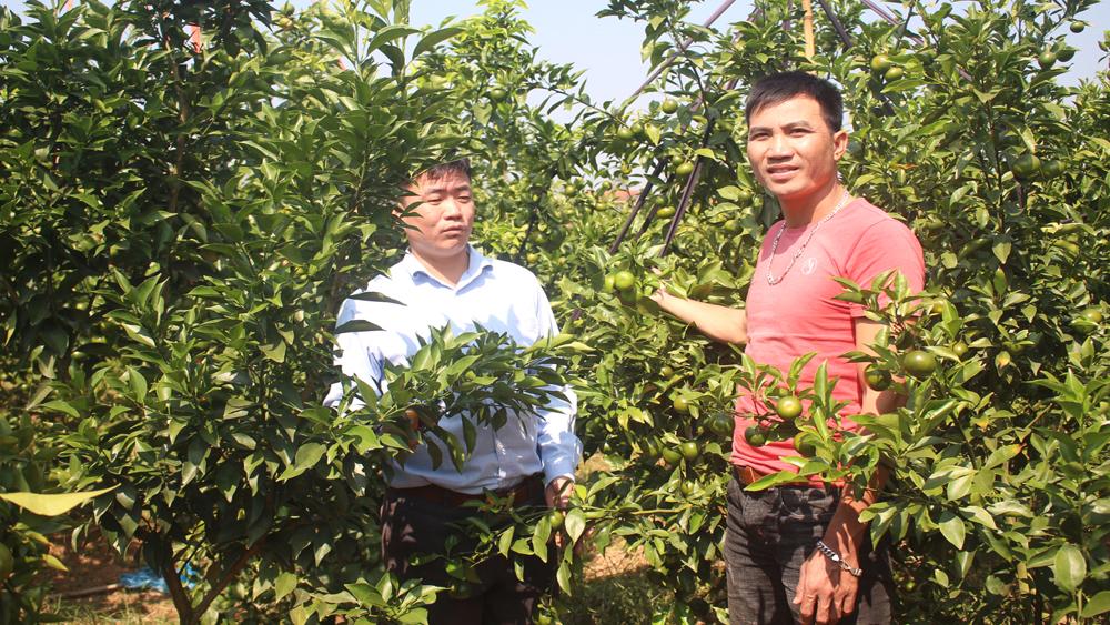 Xin rút khỏi hộ nghèo: Chuyện vui ở xã vùng cao Tân Sơn