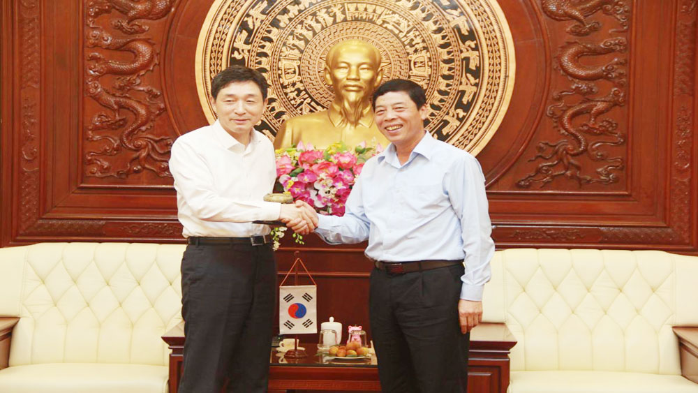 New prospects in Bac Giang-RoK partnership