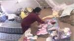 Bắt khẩn cấp người giúp việc hành hạ bé gần 2 tháng tuổi