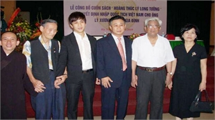 Ly descendant named Vietnam's tourism ambassador to the RoK