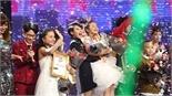 Dương Ngọc Ánh (Bắc Giang) xuất sắc giành quán quân Giọng hát Việt nhí 2017