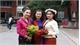 Thi sinh viên Lào hùng biện tiếng Việt
