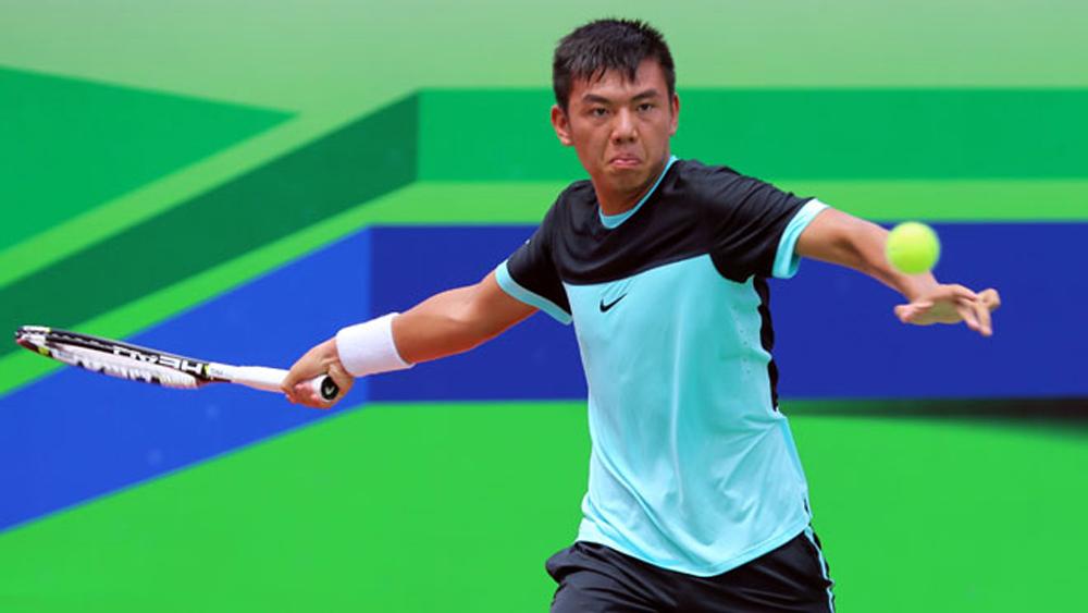 Lý Hoàng Nam quay trở lại top 500 ATP